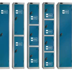 PPE (Personal Protection Equipment) Lockers