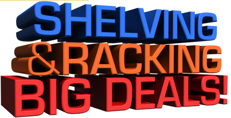 Big Deals, racking deals & offers