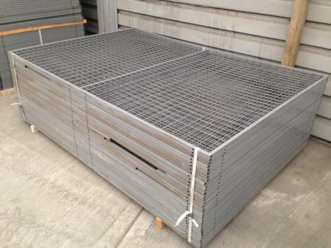 warehouse anti collapse mesh