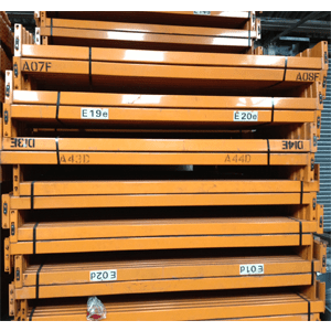 Used Dexion Speedlock Pallet Racking Beam