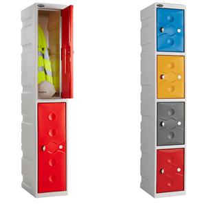 Warehouse Plastic Locker