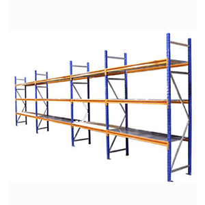 New longspan shelving offer, Hand loaded racking bays