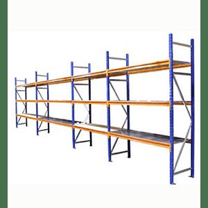 New longspan shelving offer, Hand loaded racking bays