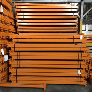 Used pallet racking and longspan shelving