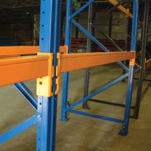 Used Hilo Rackplan industrial pallet racking