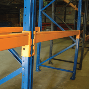 Used Hilo Rackplan industrial pallet racking