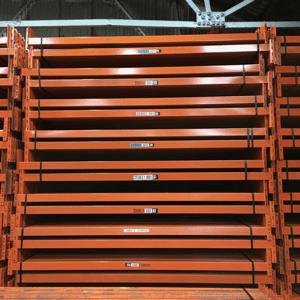 Used PSS warehouse racking