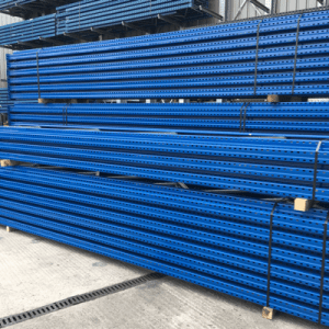 Warehouse racking installations