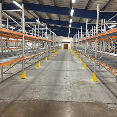 Heavy Duty Warehouse Shelving