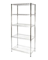 Health Care Shelving: Hospital, Medical, and Clean Room