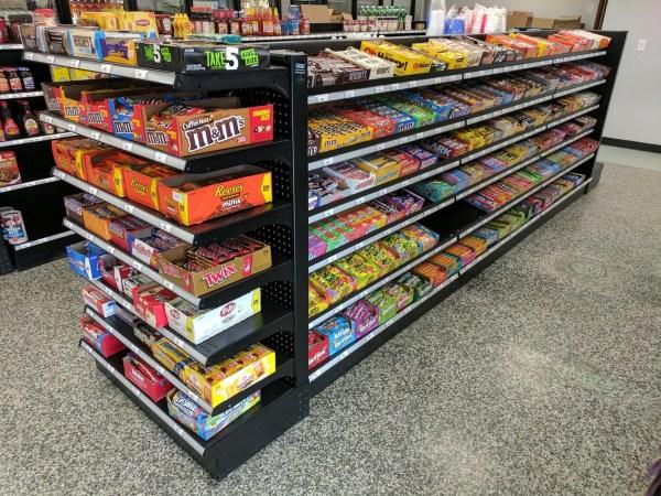 Gondola Shelving Displays Retail Shelves - Depot