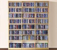 Shelving Systems | DVD Shelves, DVD Shelving