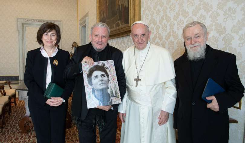 papa francesco kiko arguello cammino neocatecumenale