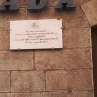 La casa natale di Kiko Arguello a Leon Spagna