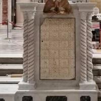 Nuovo ambone a San Giovanni in Laterano