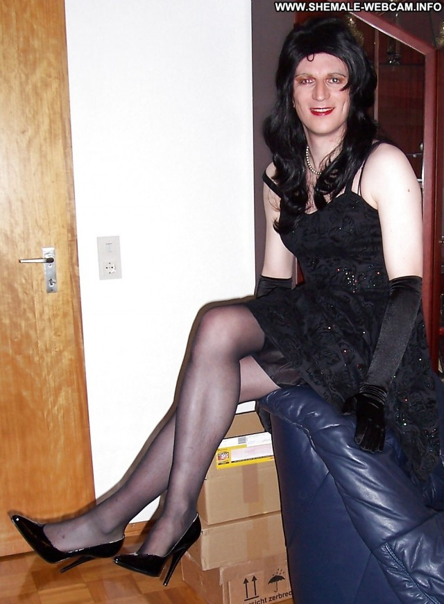 Obdulia Private Pics Ladyboy Transexual Stockings Amateur Shemale