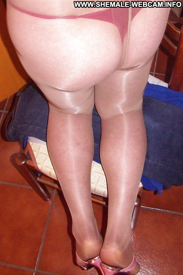 Clemencia Private Pics Pretty Ladyboy Transexual Shemale Pantyhose