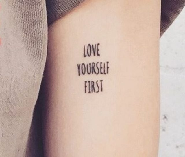 Tiny Tattoos 15 Minimal Designs We Know Youll Adore