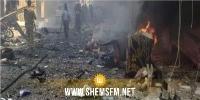 قتلى في تفجير في منطقة تسيطر عليها تركيا في شمال شرق سوريا