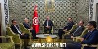 رئيس الحكومة يلتقي رؤساء أحزاب وكتل الإتلاف الحكومي