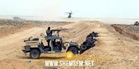 بن قردان: إيقاف 15 شخصا من جنسيات إفريقية كانوا بصدد اجتياز الحدود التونسية خلسة