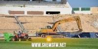 رئيس لجنة الشباب والرياضة في بلدية سوسة: حرص على إنهاء أشغال ملعب سوسة في جوان 2021
