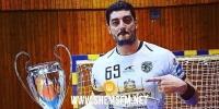 شفاء لاعب كرة اليد جهاد جاء بالله من فيروس كورونا
