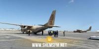 مصر ترسل لتونس 3 طائرات عسكرية مُحملة بالادوية والمستلزمات الطبية والاوكسجين