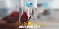 سبيبة: مسنة عمرها 83 سنة تنتصر على كورونا بعد 3 أشهر من المعاناة