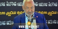 وسيم الخضراوي: سننشر التقارير الطبية لراشد الغنوشي ردا على المشككين في اصابته بكورونا