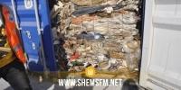 فضيحة النفايات الايطالية: شبكة تونس الخضراء تدعو القضاء لتسريع الإجراءات لإعادة النفايات لايطاليا
