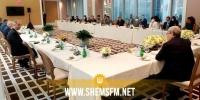 التسوية السياسية في لبيبيا أبرز محاور لقاء الجرندي بالمندوبين الدائمين للمجموعة العربية المعتمدين بنيويورك