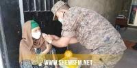 سليانة : تطعيم 2629 شخصا ضد وباء كوفيد_19