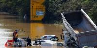 من بينهم 156 في ألمانيا: ارتفاع حصيلة ضحايا الفيضانات في أوروبا إلى 183 قتيلا
