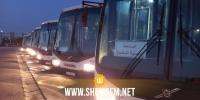 شركة نقل تونس: رحلات مجانية إلى مراكز التلقيح غدا الأحد