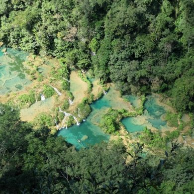semuc champey guatemala itinerary