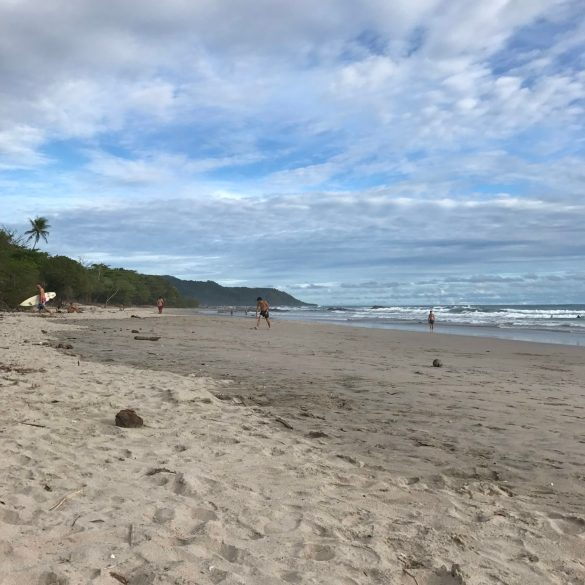 santa teresa beach costa rica