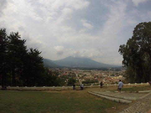 Lookout point, Antigua, Guatemala