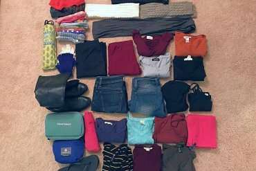 clothes-packed-backpacking-europe-winter