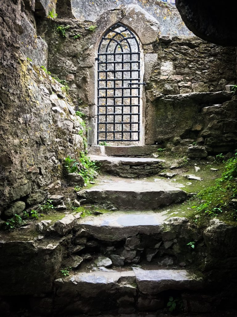 door-in-blarney-castle-ireland
