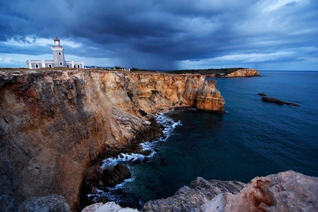 el faro lighthouse cabo rojo puerto rico