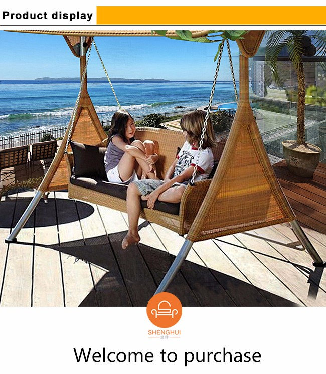wicker hammock chair glider rocker chairs best price double canopy synthetic rattan products