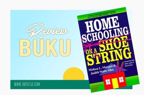 review buku Homeschooling on A Shoestring