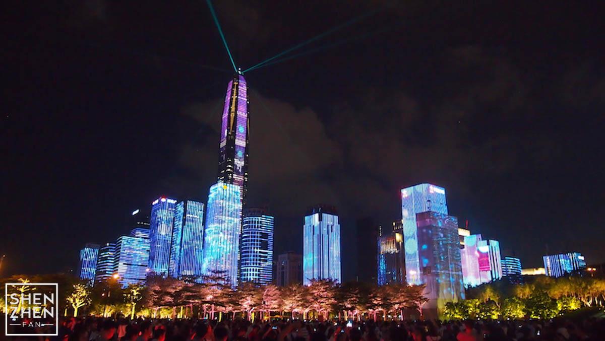 Futian-Light-Show_Blue