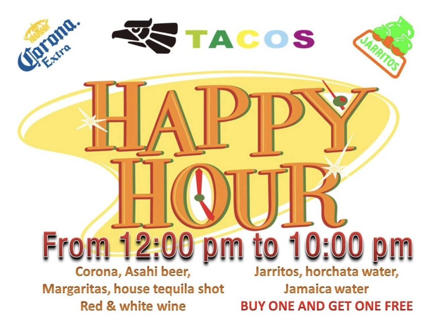 TACOS Happy Hour