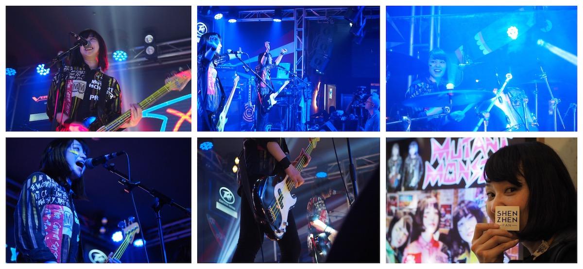 【写真ギャラリー】「MUTANT MONSTER/ミュータントモンスター」<ASIA & UK TOUR>海上世界ライブレポート!(5/9)