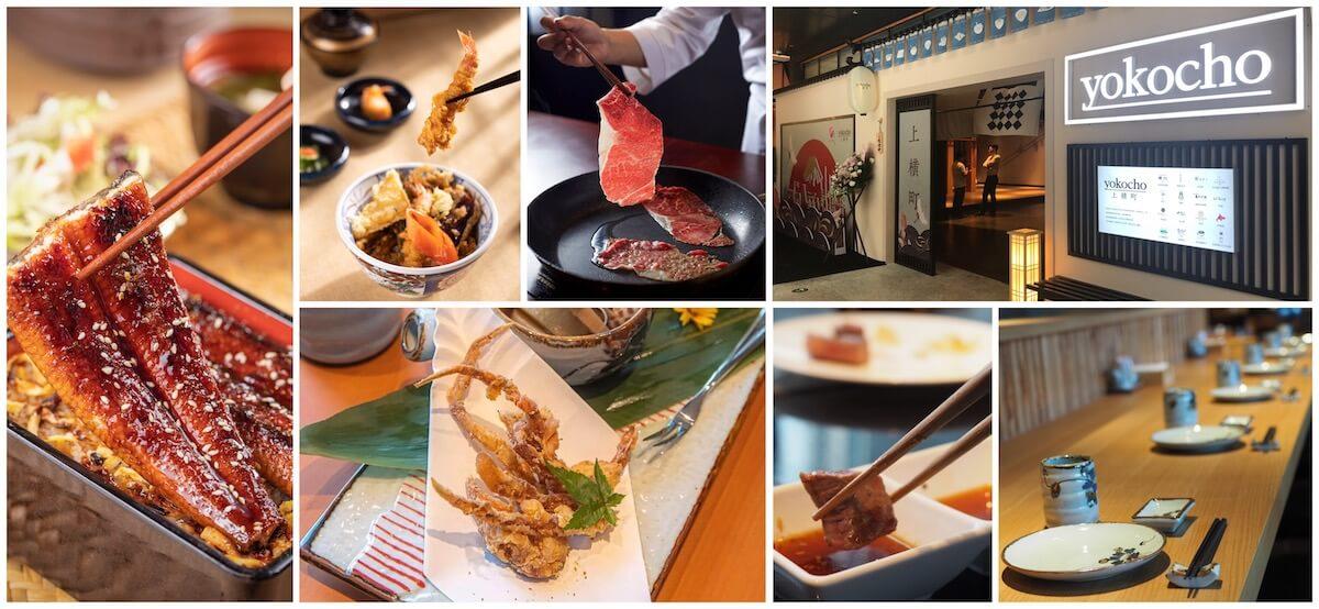 16店舗の日本食街「上横町」(yokocho)がUpperHillsにオープン!