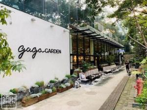 深センの有名カフェ『gaga 鲜语』の新形態「gaga GARDEN」がオープン!(8/8)