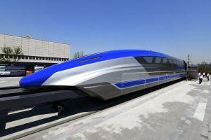 最高速度600kmの新リニア試運転が成功:広州ー深センー香港のリニア実現に大きな前進!