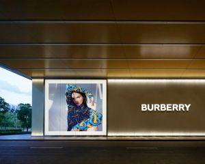 Burberryの新形態!テンセントと共同で深圳湾万象城にソーシャルリテールブティック/カフェをオープン